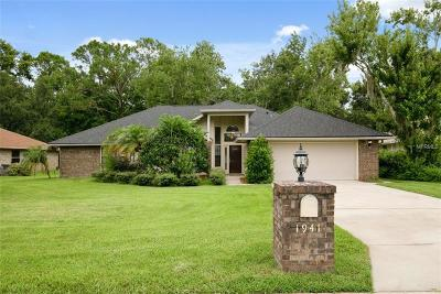 Port Orange Single Family Home For Sale: 1941 Spruce Creek Landing