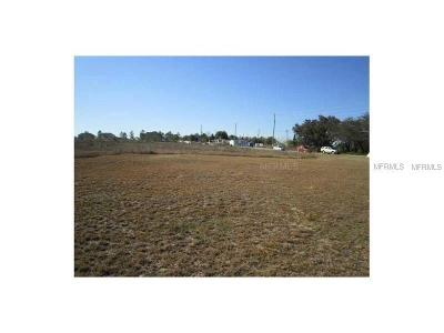 Haines City Residential Lots & Land For Sale: U S Hwy 17 92