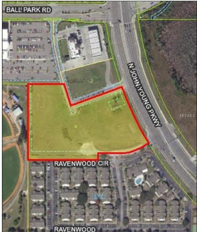 Kissimmee Residential Lots & Land For Sale: N John Young Parkway