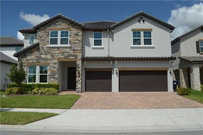 Orlando Single Family Home For Sale: 14124 Dove Hollow Drive