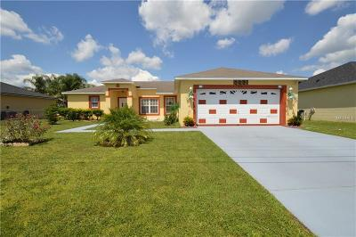 Kissimmee Single Family Home For Sale: 715 Hawk
