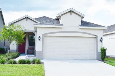 Harmony Single Family Home For Sale: 3460 Sagebrush Street