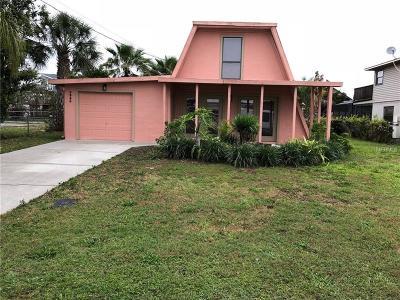 Hernando Beach FL Single Family Home For Sale: $223,000