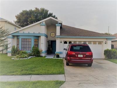 Kissimmee Single Family Home For Sale: 2648 Horseshoe Bay Drive