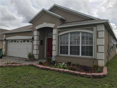 Kissimmee Single Family Home For Sale: 2640 Eagle Canyon Drive N