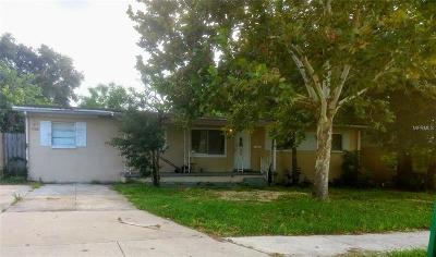 orlando Single Family Home For Sale: 5500 Perrine Drive