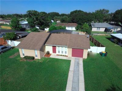 Kissimmee Single Family Home For Sale: 850 W Birchwood Circle