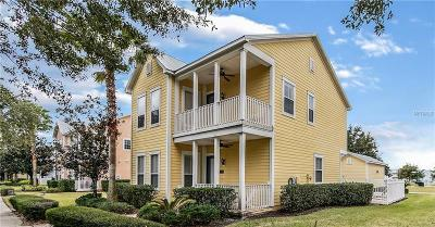 Orlando, Winter Garden, Davenport, Clermont, Windermere, Haines City, Champions Gate, Championsgate, Reunion, Golden Oak, Kissimmee Single Family Home For Sale: 1438 Reunion Boulevard