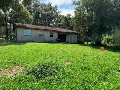 Kissimmee Single Family Home For Sale: 1847 Harbor Road