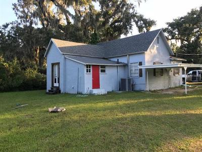 Daytona Beach Single Family Home For Sale: 611 Marion Street