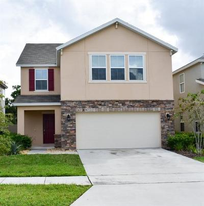 Kissimmee Single Family Home For Sale: 3185 Turret Drive