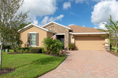 Clermont, Davenport, Haines City, Winter Haven, Kissimmee, Poinciana Single Family Home For Sale: 820 Pacific Ridge Road
