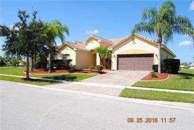 Kissimmee Single Family Home For Sale: 4016 Navigator Way
