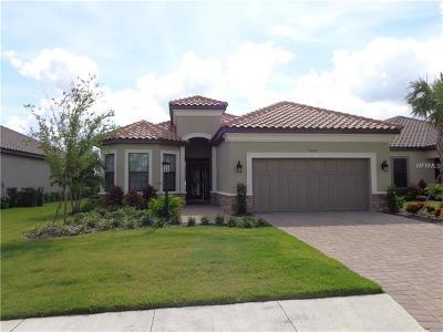 Bradenton Single Family Home For Sale: 13222 Sorrento Way