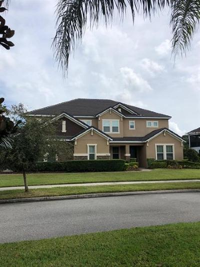 Windermere FL Single Family Home For Sale: $889,000