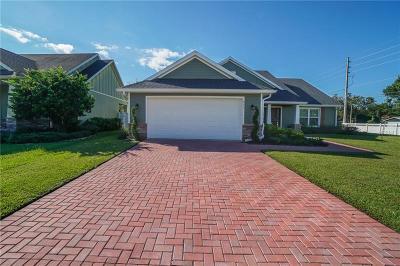 Saint Cloud Single Family Home For Sale: 611 Cody Allen Court