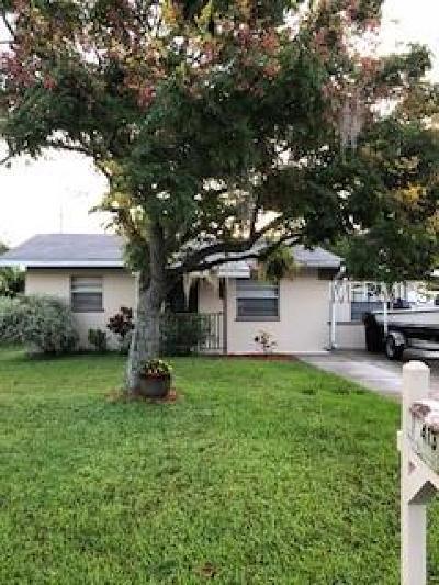 Saint Cloud Single Family Home For Sale: 413 Connecticut Avenue