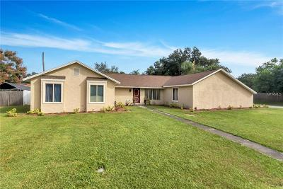 Lakeland Single Family Home For Sale: 1136 Palace Place