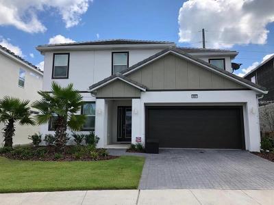 Kissimmee Single Family Home For Sale: 2637 Calistoga Avenue