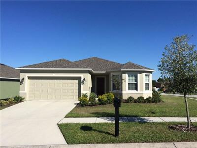 Haines City Single Family Home For Sale: 6018 Fallglow Lane