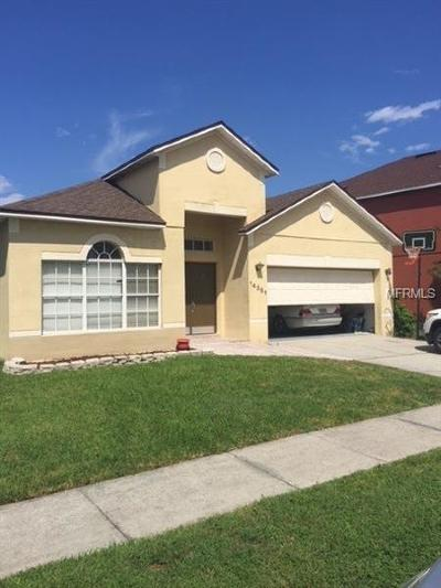 Orlando Single Family Home For Sale: 14581 Saint Georges Hill Drive