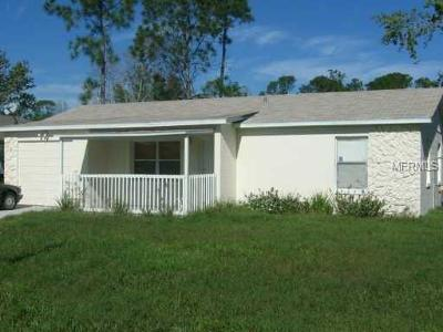 Kissimmee FL Single Family Home For Sale: $134,900