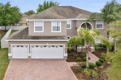 Orlando Single Family Home For Sale: 13527 Paloma Drive