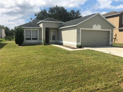 Kissimmee Single Family Home For Sale: 1140 Normandy Drive
