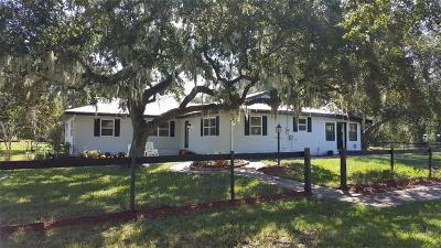 Saint Cloud Single Family Home For Sale: 5160 Haywood Ruffin Road