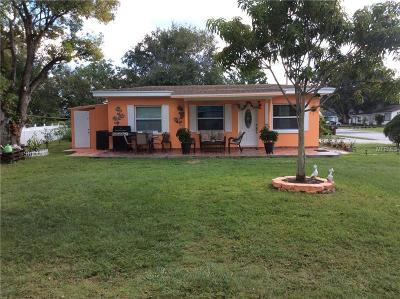 Kissimmee Single Family Home For Sale: 1115 N Palm Avenue