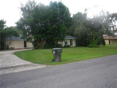Oviedo Single Family Home For Sale: 817 Shed Street