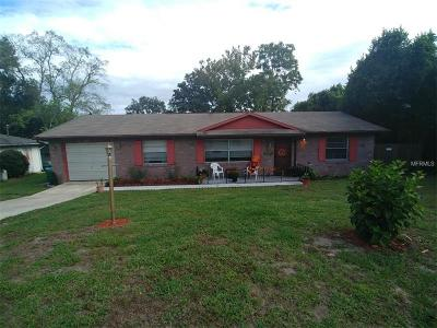 Deltona Single Family Home For Sale: 1257 Gladstone Drive