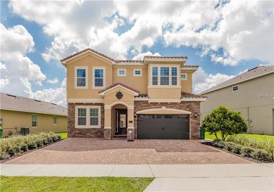 Kissimmee Single Family Home For Sale: 7657 Wilmington Loop