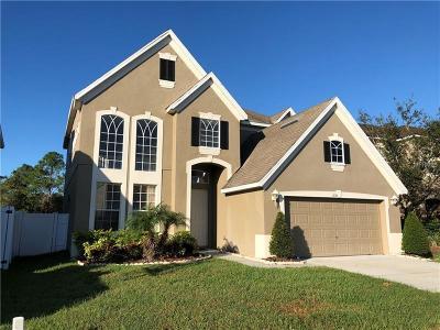 Single Family Home For Sale: 1539 Cedar Lake Drive