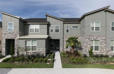 Townhouse For Sale: 1550 Carey Palm Circle