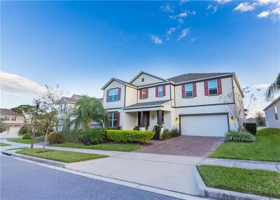 Winter Garden Single Family Home For Sale: 14424 Brushwood Way