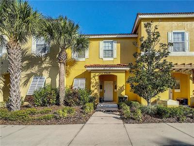 Townhouse For Sale: 4719 Ormond Beach Way