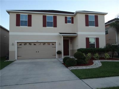 Single Family Home For Sale: 1414 Sawgrass Pointe Drive