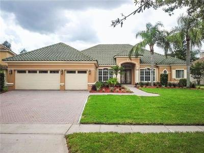 Orlando Single Family Home For Sale: 8148 Lake Serene Drive