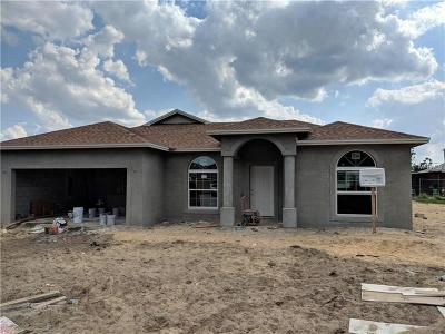 Kissimmee Single Family Home For Sale: 1143 Doncaster Courts