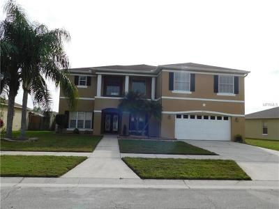 Kissimmee Single Family Home For Sale: 2521 Sage Drive