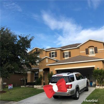 Single Family Home For Sale: 6906 Lake Eaglebrooke Drive