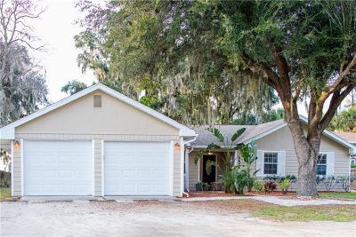 Saint Cloud Single Family Home For Sale: 2574 Jenscot Road