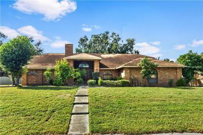 Single Family Home For Sale: 5409 Club Hill E