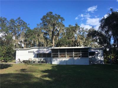 Saint Cloud FL Mobile/Manufactured For Sale: $125,000