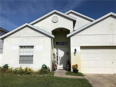 Kissimmee FL Single Family Home For Sale: $212,900