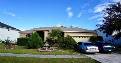 Kissimmee Single Family Home For Sale: 556 Pinehurst Cove