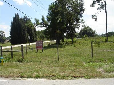Residential Lots & Land For Sale: Old Hickory Tree Road