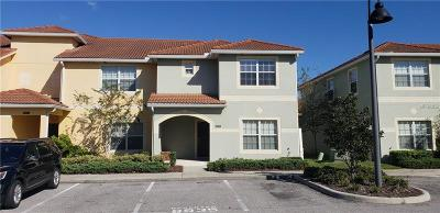 Kissimmee Townhouse For Sale: 8935 Bismarck Palm Road