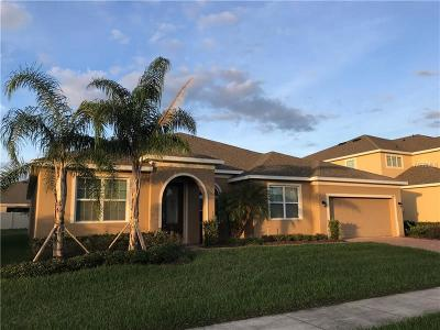 Winter Garden Single Family Home For Sale: 14475 Breakwater Way
